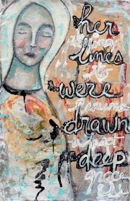 Lines Drawn Deep
